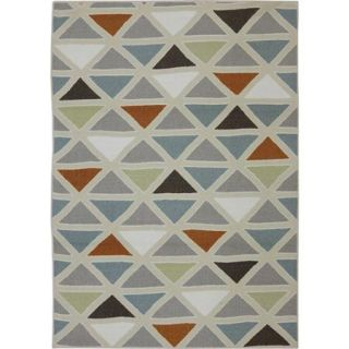 Mohawk Home Angularity Printed Area Rug, Multi Colored