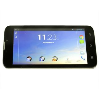 SVP 6 inch Black Unlocked Dual SIM 4G Android Jelly Bean Smartphone