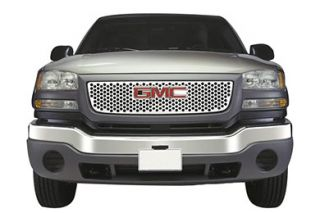 1998 2002 Lincoln Navigator Punch Billet Grilles   Putco 84116   Putco Punch Grille