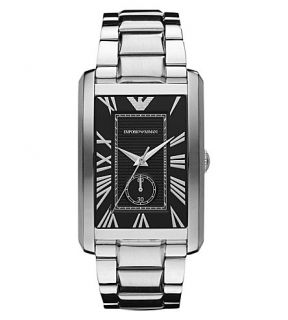 EMPORIO ARMANI   AR1608 stainless steel watch