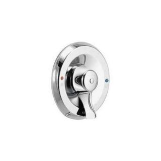 Moen 8370 Single Handle Posi Temp Pressure Balanced Valve Trim from the M DURA Collection, Chrome