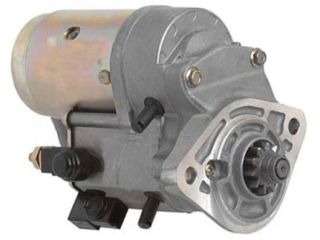 STARTER MOTOR FITS 98 06 FITS CATERPILLAR  PERKINS 104 122 ENGINE 0R 9704 155 9849