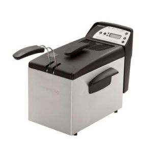Presto Digital Pro Fry Deep Fryer 05462