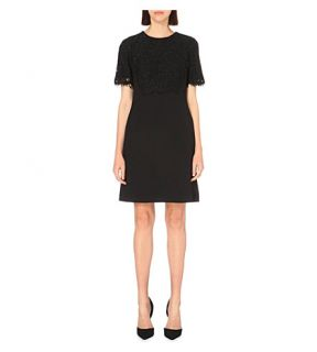 TED BAKER   Annita lace trim dress