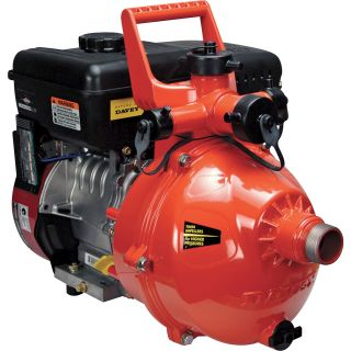 Davey Self-Priming High-Pressure Twin Impeller Water Pump —  4800 GPH, 125 PSI, 6 HP, 1 1/2in. Ports,296 Briggs & Stratton Vanguard Engine, Model# AK280  Engine Driven High Pressure Pumps