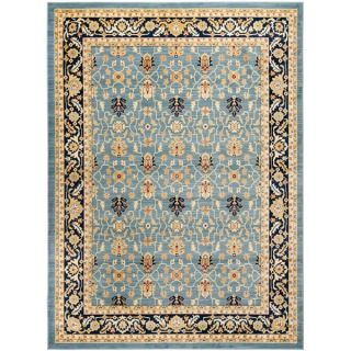 Safavieh Farahan Light Blue/ Navy Rug   14955893