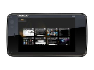 Nokia N900 Black Unlocked 3G GSM Smart Phone/ Mobile Computer With Maemo Operating System