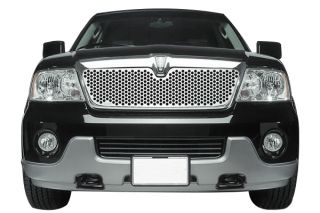 2003 2006 Lincoln Navigator Punch Billet Grilles   Putco 84117   Putco Punch Grille