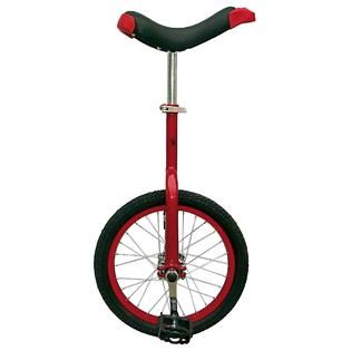 Uno 16 Unicycle (Red)   Fitness & Sports   Wheeled Sports   Bikes