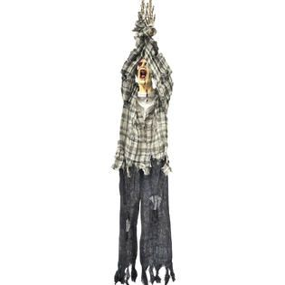 Hanging Man One Eye Halloween Décor   Seasonal   Halloween