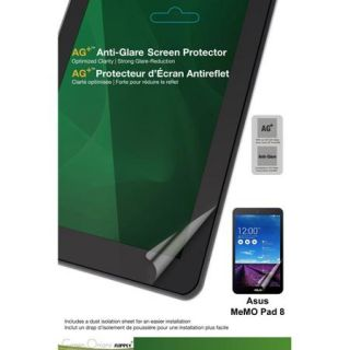 Green Onions Supply AG+ Anti Glare Screen Protector ASUS MeMO Pad 8