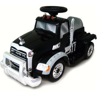 New Star Mack Truck 6V Ride On
