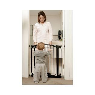 Dreambaby Chelsea Swing Close Gate Combo Pack  Black   Baby   Baby