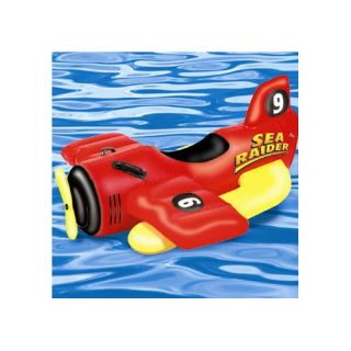 Swimline Raider Ride On Sea Plane Pool Toy