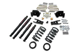 1997 2003 Ford F 150 Lowering Kits   Belltech 917ND   Belltech Lowering Kit