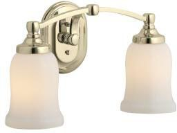 Kohler K 11422 AF Vibrant French Gold Wall Light