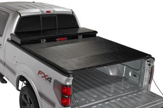 1983 2011 Ford Ranger Roll Up Tonneau Covers   Extang 32635   Extang Toolbox Tonneau Cover