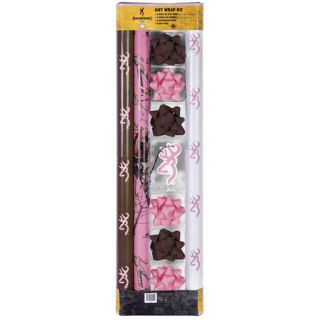 Browning Pink Gift Wrap Kit