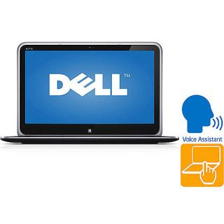 "Dell Sleekbook Carbon Fiber 12.5"" XPS XPSU12 4671CRBFB Laptop PC with Intel Core i5 4200U Processor, 4GB Memory, Touchscreen, 128GB SSD and Windows 8.1 with Voice Assistant*"