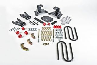 1987 1998 Ford F 250 Lowering Kits   Belltech 6420   Belltech Shackles and Hangers