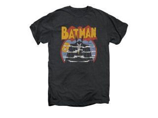 DC Comics Foggy Mens Premium Tee Shirt