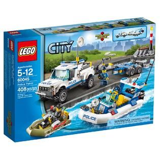 LEGO City Police Patrol   Toys & Games   Blocks & Building Sets