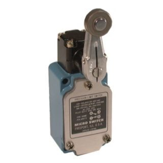 HONEYWELL MICRO SWITCH Enclosed Limit Switch, 480VAC Voltage Rating, 10 Amps, Side Actuator Location   Limit / Interlock Switches   11T682|1LS19