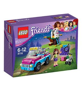 LEGO   Friends Olivias exploration car