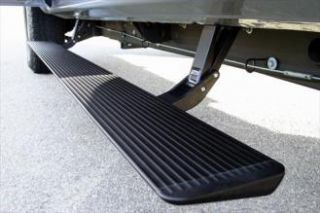 AMP Research   AMP Research PowerStep Retractable Running Boards 75113 01A   Fits 1999 to 2006 Plus 2007 Classic Chevy Silverado/GMC Sierra Extended Cab/Crew Cab (All Models)