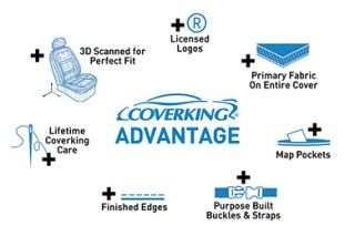 Coverking Cotton Seat Covers, Coverking Cotton Car & Truck Seat Cover