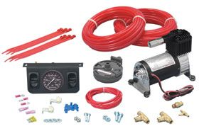 Firestone 2178   Dual Air Command   Standard Duty Compressor   Air Suspension Kits