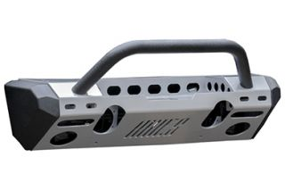 2007 2016 Jeep Wrangler Front Bumpers   Aries 2071027   Aries Replacement Front Jeep Bumpers