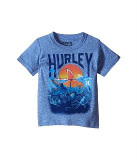 Hurley Kids Great White Tee (Little Kids)