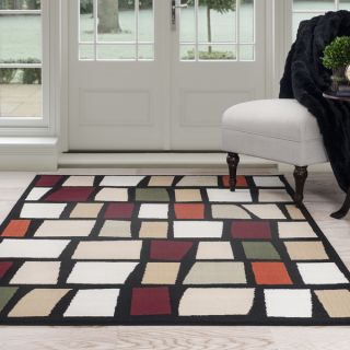 Windsor Home Mosaic Blocks Area Rug (5 x 77)
