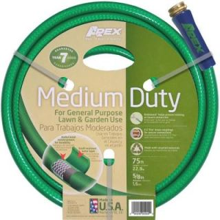Vigoro 5/8 in. Dia x 75 ft. Medium Duty Water Hose 8535 75