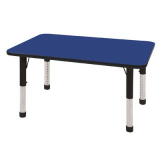 ECR4Kids 48 x 30 Rectangular Classroom Table