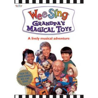 Super D Wee Sing Grandpas Magical Toys DVD