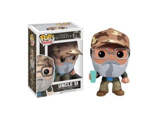 Duck Dynasty Si Robertson Pop! Vinyl Figure