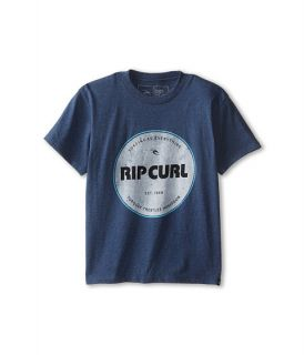 Rip Curl Kids Style Master Heather Tee Big Kids Navy, Navy