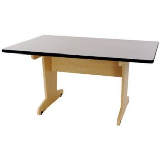 Paragon Furniture Art 60'' x 42'' Rectangular Classroom Table