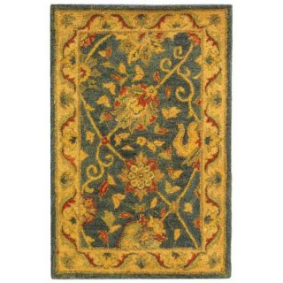 Safavieh Antiquity Blue Area Rug