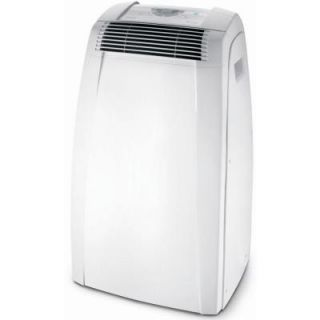 DeLonghi 12,000 BTUs Portable Air Conditioner with Remote DISCONTINUED PAC C120