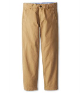 Tommy Hilfiger Kids Academy Chino Pant (Big Kids) Golden Khaki