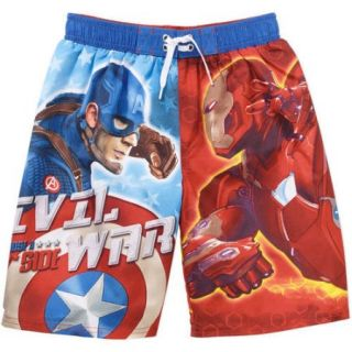 Marvel Captain America Civil War Boys' Swim Shorts