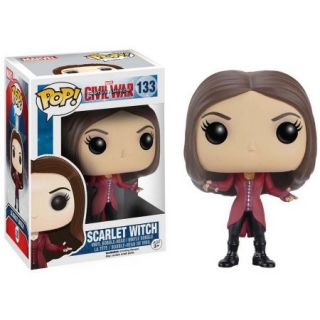 Funko Pop Marvel Captain America Civil War, Scarlet Witch