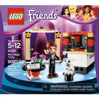 LEGO Friends Mia Magic Tricks Play Set