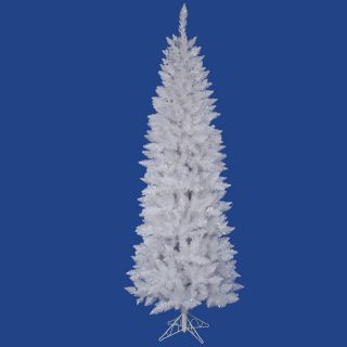 Sparkle 9 White Spruce Artificial Christmas Tree by Vickerman