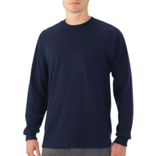 Fruit of the Loom Men's Long Sleeve Crew T Shirt