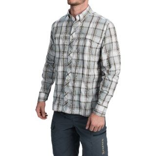 Simms Stone Cold Shirt (For Men) 104TA 37