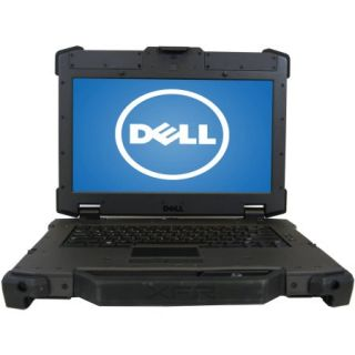 "Refurbished Dell Black 14"" E6420 XFR Laptop PC with Intel Core i7 Processor, 4GB Memory, 256GB SSD and Windows 7 Professional"